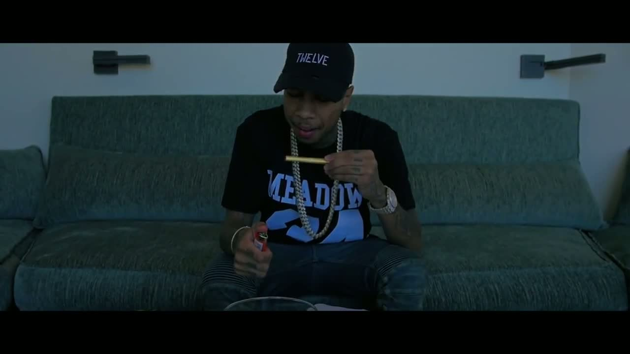Tyga - Stimulated
