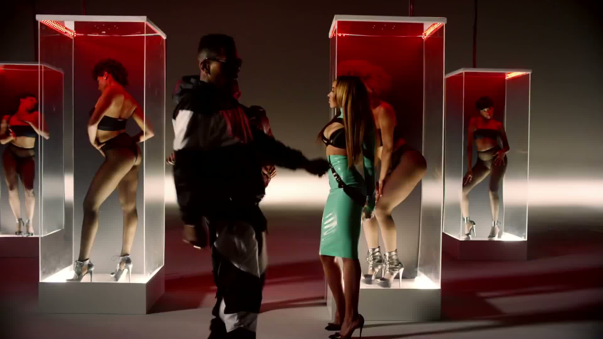 Kid Ink Ft. Usher & Tinashe - Body Language