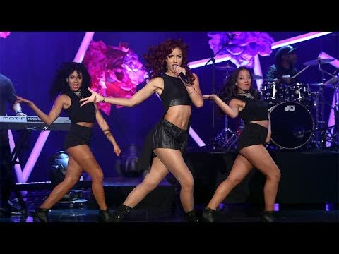 Natalie La Rose Performs 'Somebody' with Jeremiah