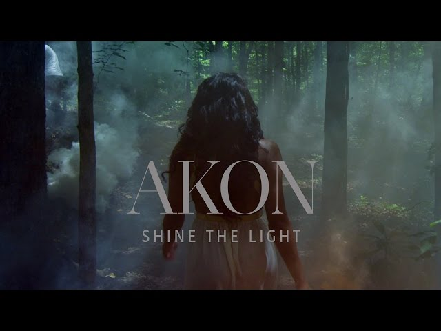 AKON SHINE THE LIGHT