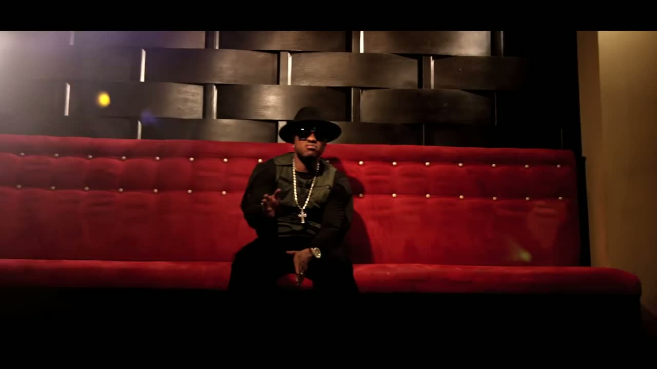 DONELL JONES 'NEVER LET HER GO' Feat DAVID BANNER